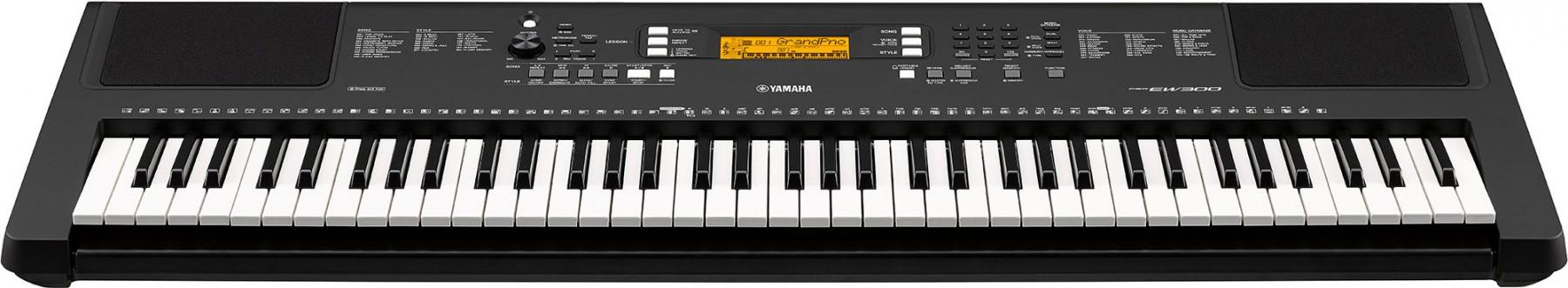 Yamaha psr ew300 for Yamaha psr ew300 keyboard