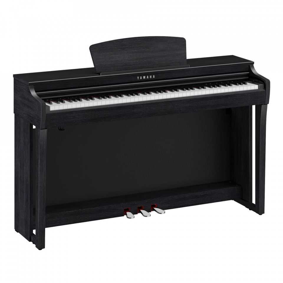Yamaha CLP-725 B Digitale Piano zwart mat