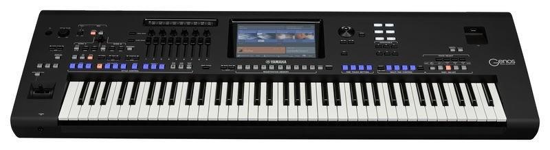 Yamaha Genos Workstation Keyboard