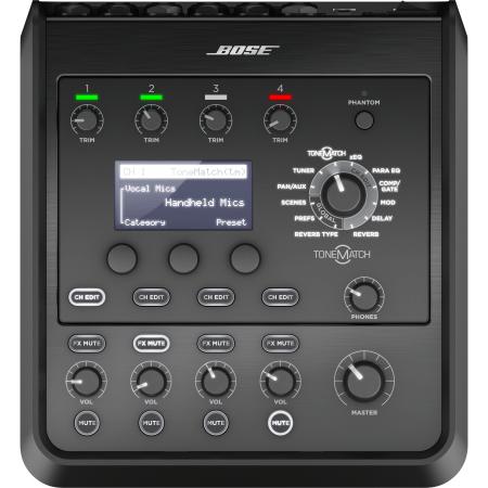 Bose T4S ToneMatch Mixer/Audioprocessor