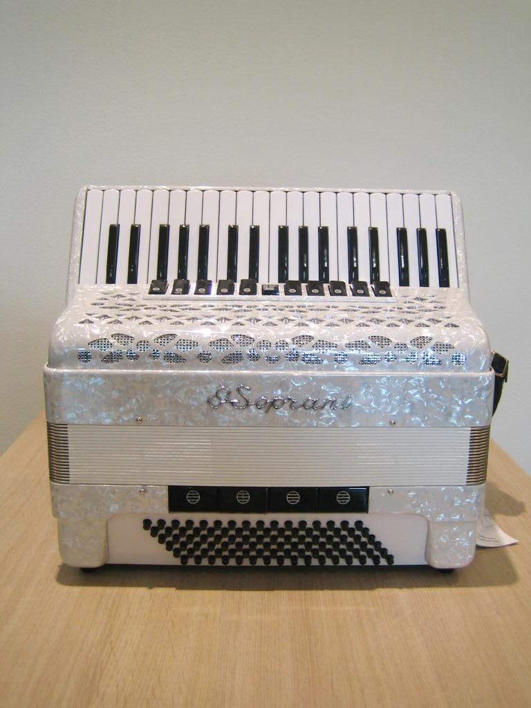 E.Soprani 964 KC Bianco