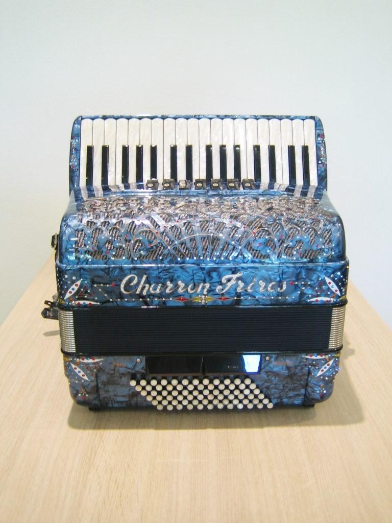 Charron Freres 72 IVM C Blue occasion