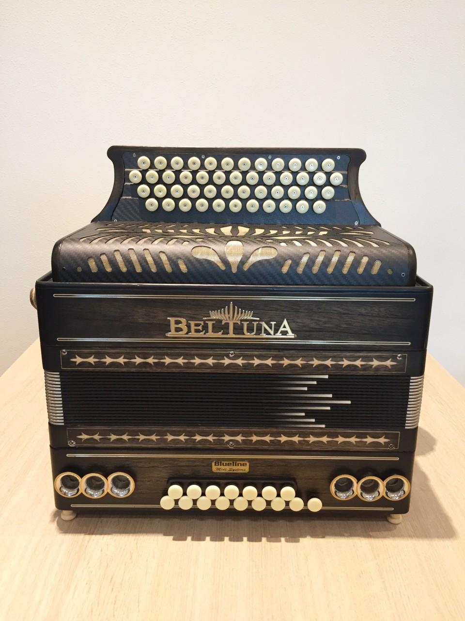 Beltuna Alpstar IV D Exclusiv Fly demo BlueLine Midi Funk MF-Pro