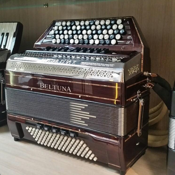 Beltuna Alpstar IV 96 K-M Palisander