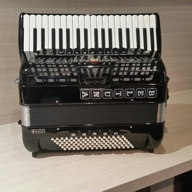 Beltuna Prestige IV 96 M Compact occasion accordeon