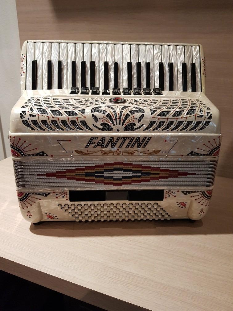 Fantini 37/96 IV M Bianco Deco Occasion