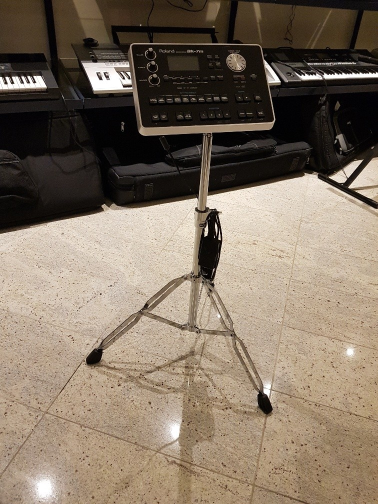 Roland BK-7m & PDS-10 occasion