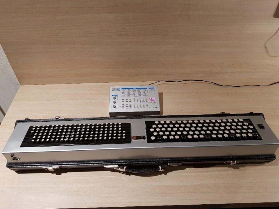 Master MK2000 Chromatic Belgisch Bas + Ketron SD4