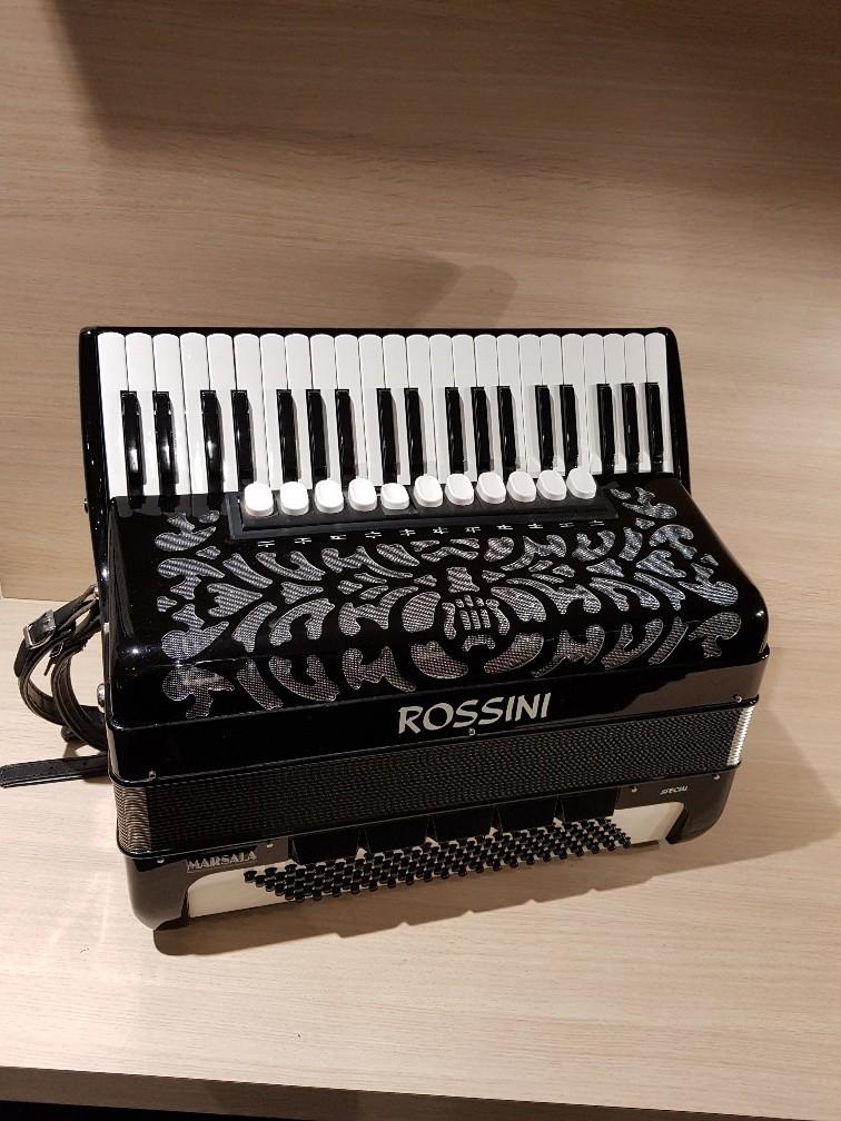 Rossini Marsala 120 Special P occasion