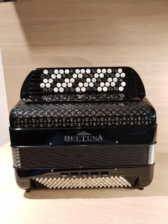 Beltuna Studio IV 120 K M Nero accordeon