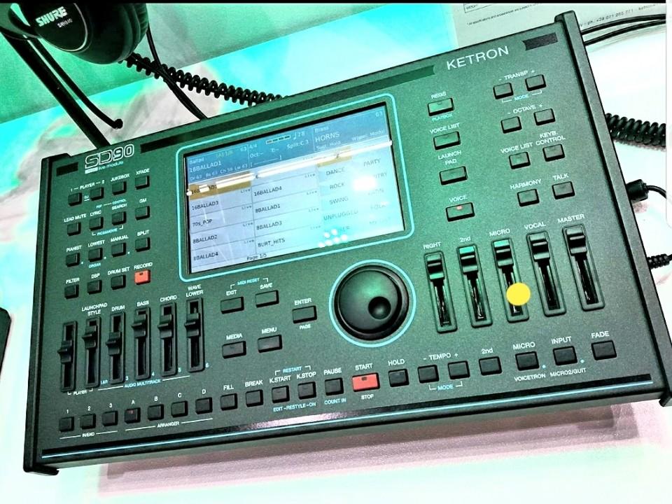 Ketron SD90 Pro Live Module