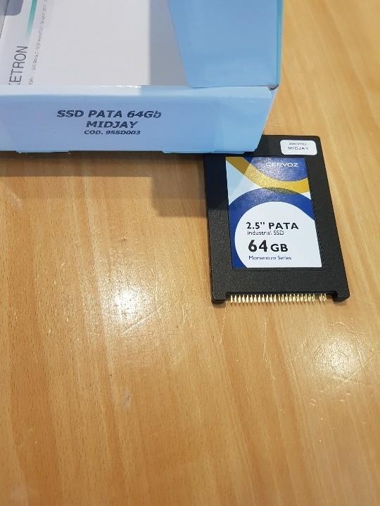 Ketron Kit 64 GB SSD Pata voor Ketron Midjay