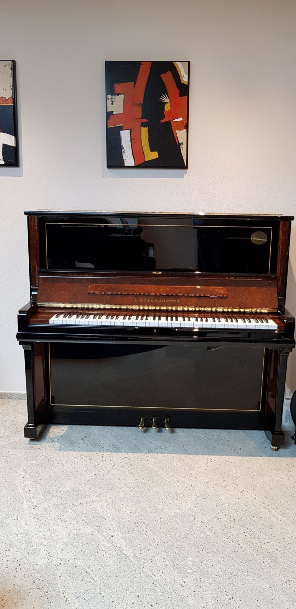 Bösendorfer 130 CL Limited Edition 175 Year Anniversary