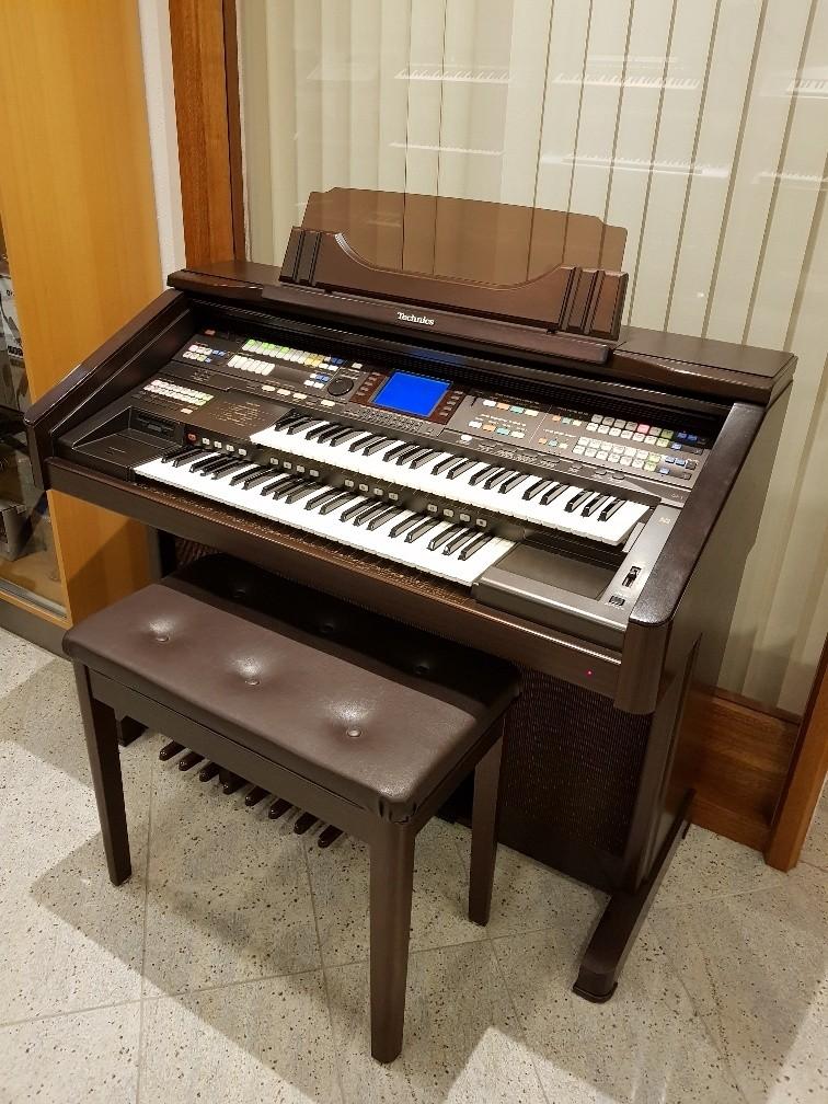 Technics sx-GA3 orgel occasion