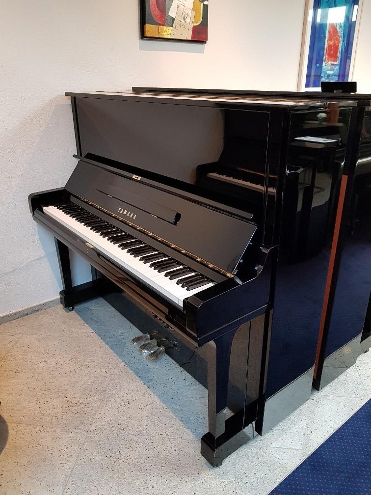 Yamaha U3 PE silent piano Occasion (1986)