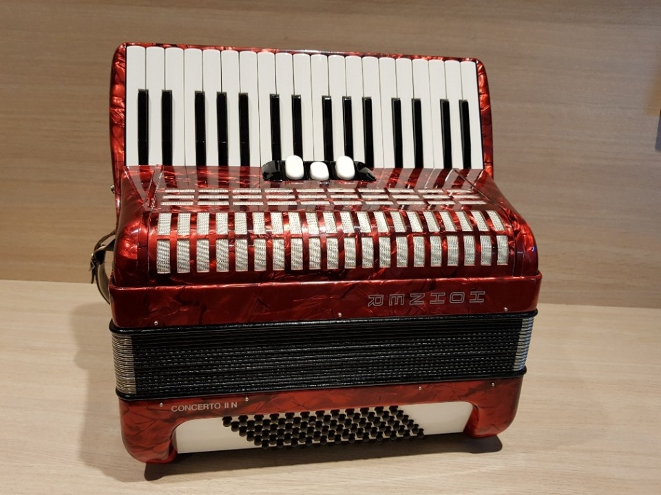 Hohner Concerto II N Red occasion