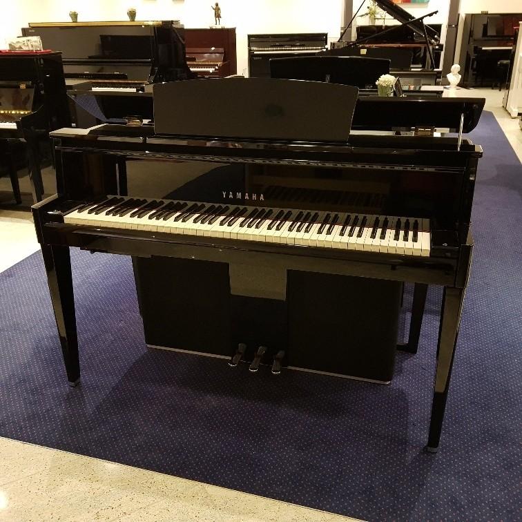 Yamaha N2 AvantGrand hybride piano occasion