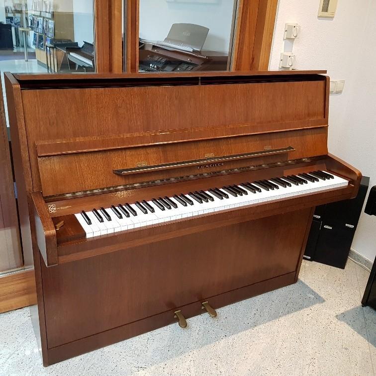 Seiler 118 Classic occasion piano (1980) Ed. Seiler