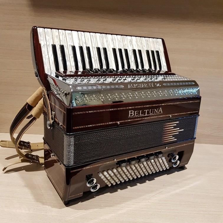 Beltuna Alpstar IV 96 M Hel/Reg Palisander occasion accordeon