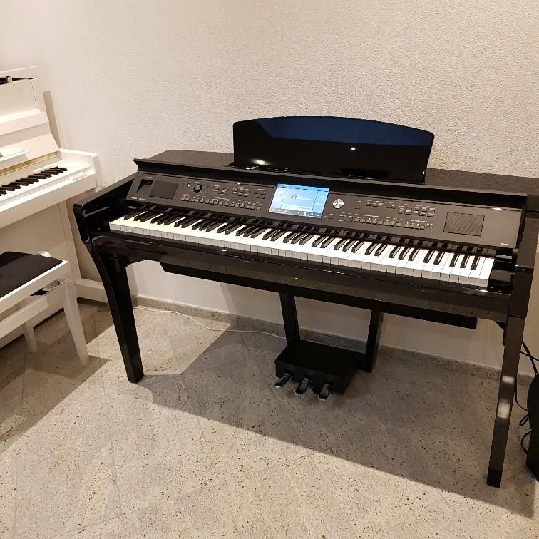 Yamaha CVP-609PE digitale piano occasion