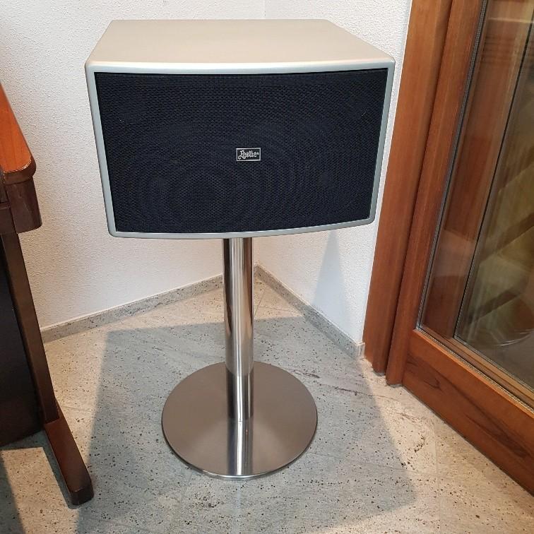 Leslie 2102 MK1 + STL-2102 Designstand Occasion