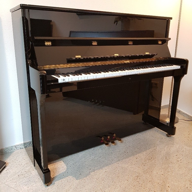 Wilh. Steinberg IQ-22 PE topklasse piano occasion