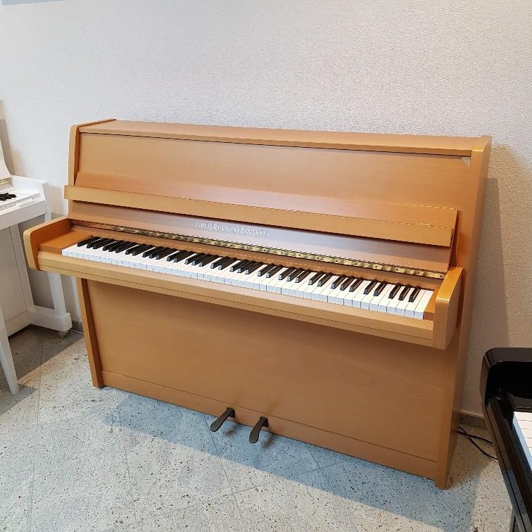 Grotrian-Steinweg 110 topklasse piano occasion