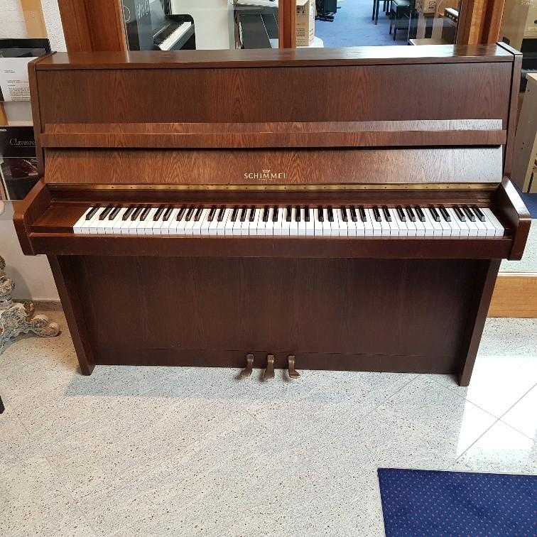 Schimmel 112 topklasse piano occasion (1979)