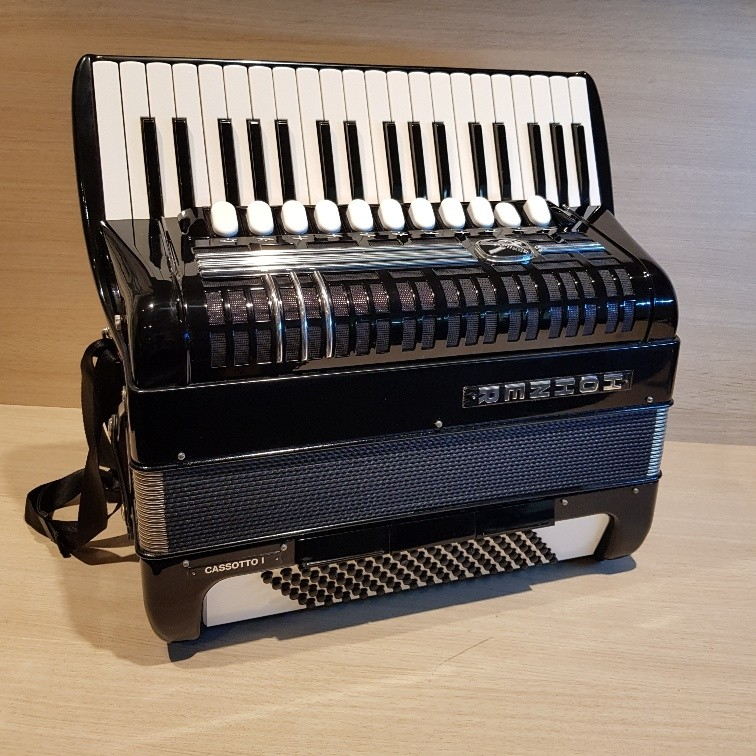 Hohner Cassotto I occasion accordeon (727151)