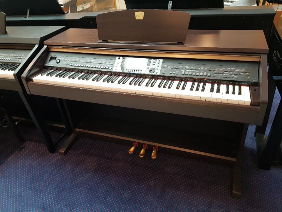 Yamaha CVP-401 Rosewood occasion digitale CVP piano