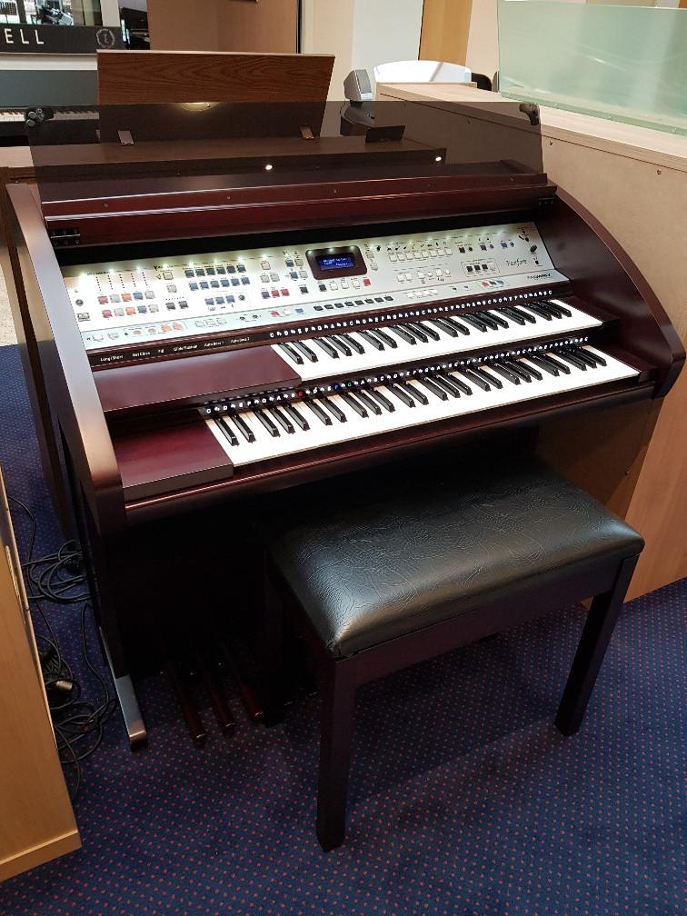 Lowrey Fanfare orgel occasion