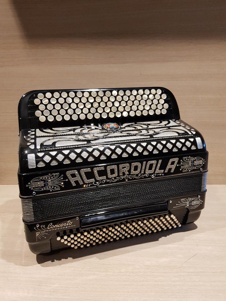 Accordiola Concerto Italia Model 70 Occasion