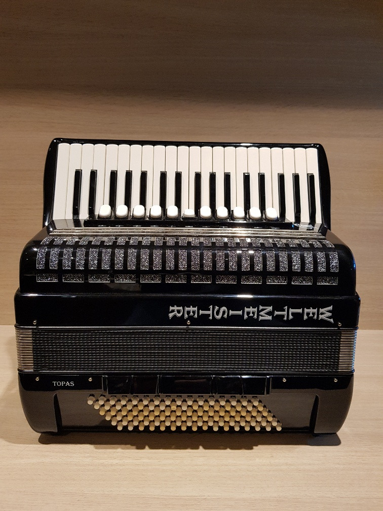 Weltmeister Topas IV 96 P occasion accordeon