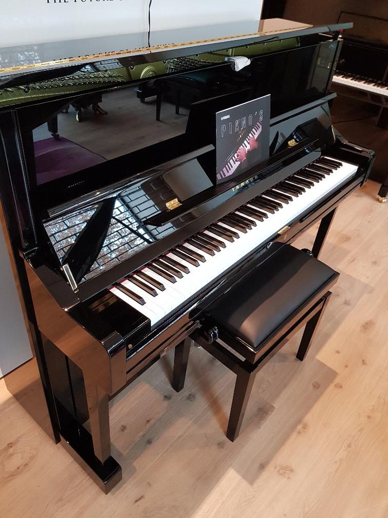 Yamaha U1 TA2 PE TransAcoustic piano demo
