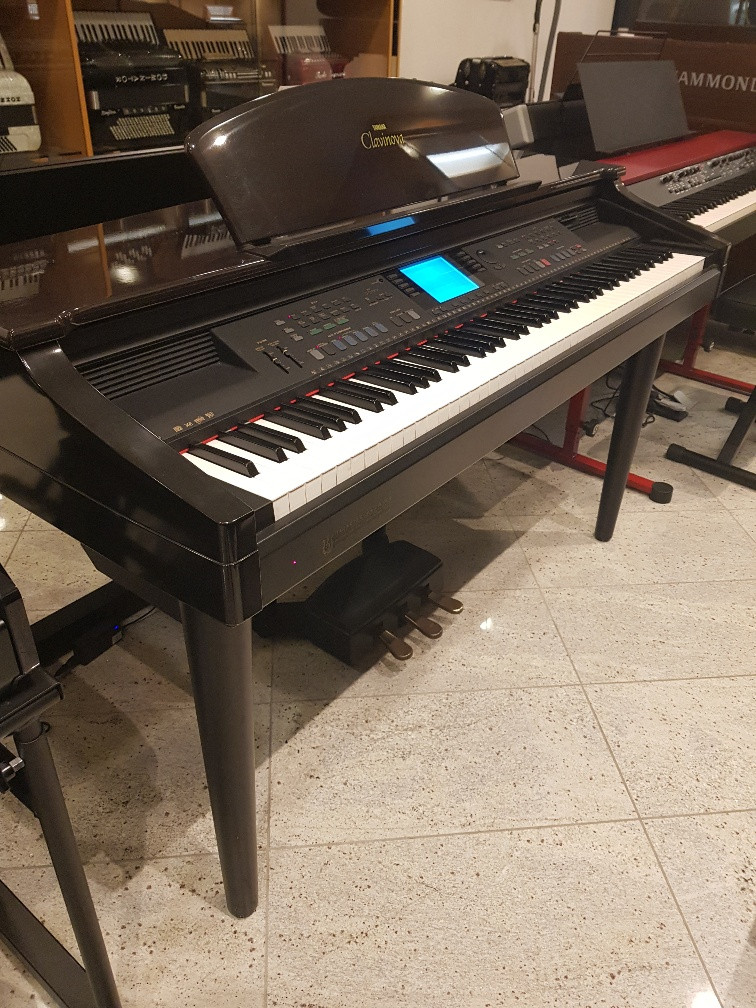 Yamaha Clavinova CVP98 digitale Ensemble piano occasion