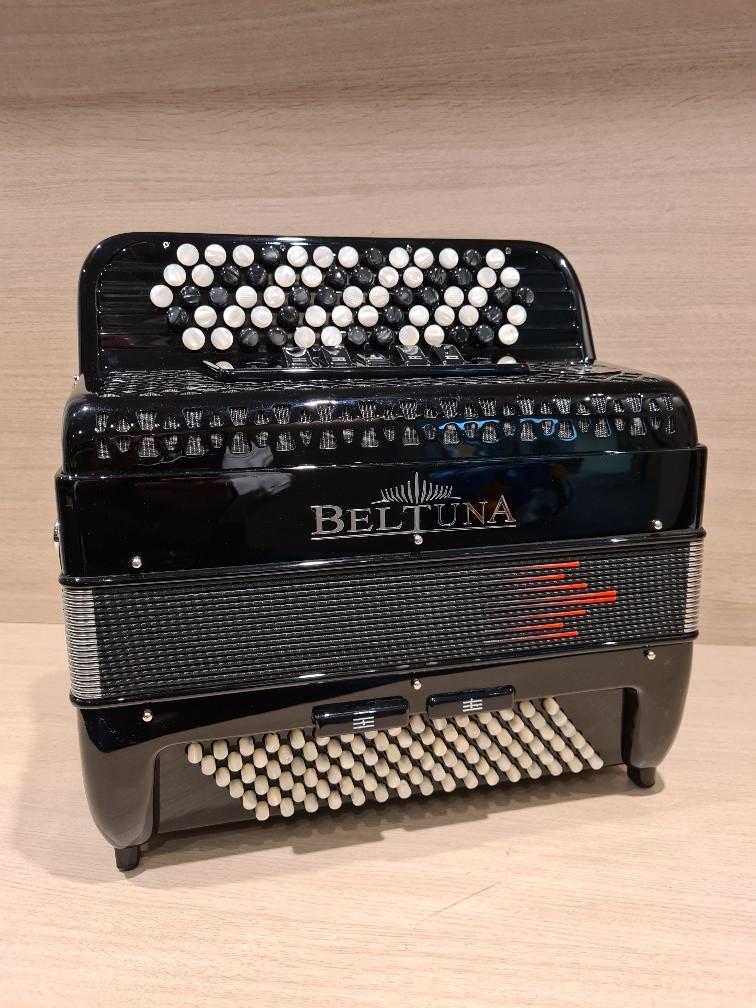 Beltuna Studio III 96 K M B-Griff accordeon (polished)