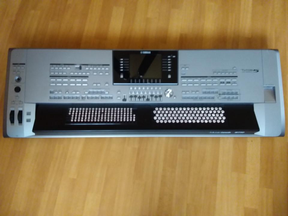 Yamaha Tyros5(76) Chromatic Occasion Belgisch Bas