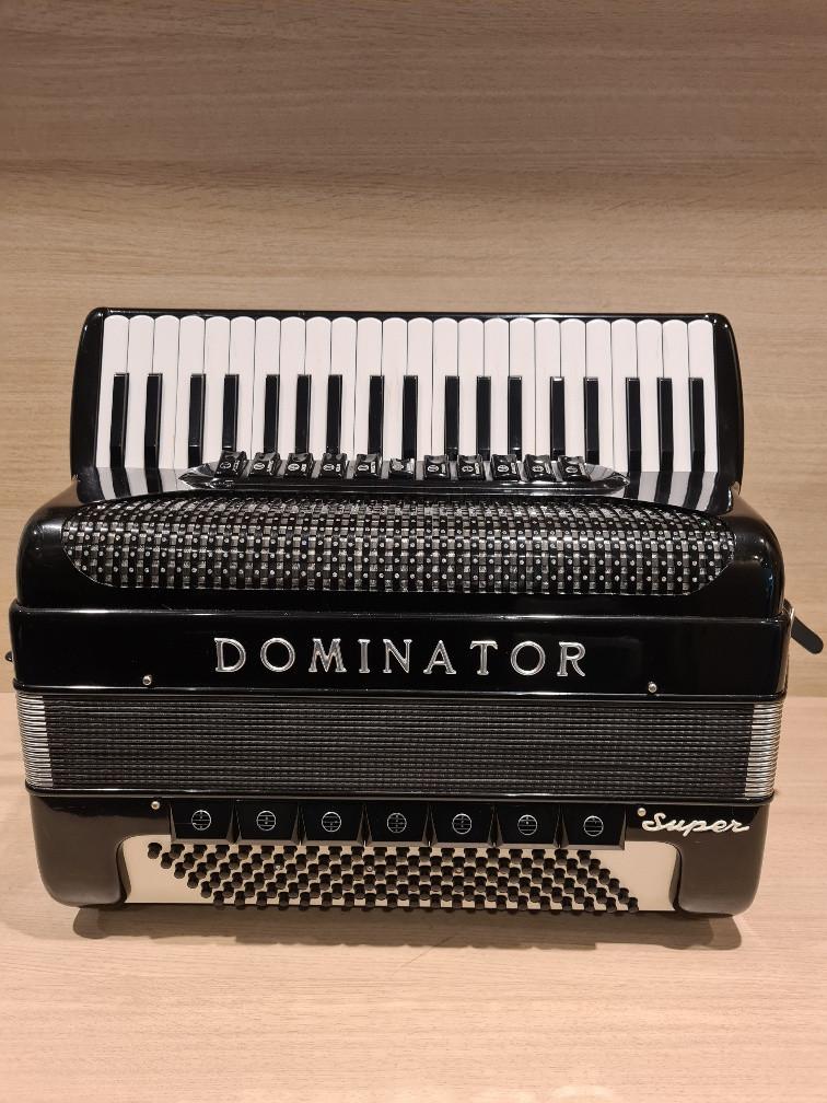 Dominator IV 120 P Super (baskant 2/4)