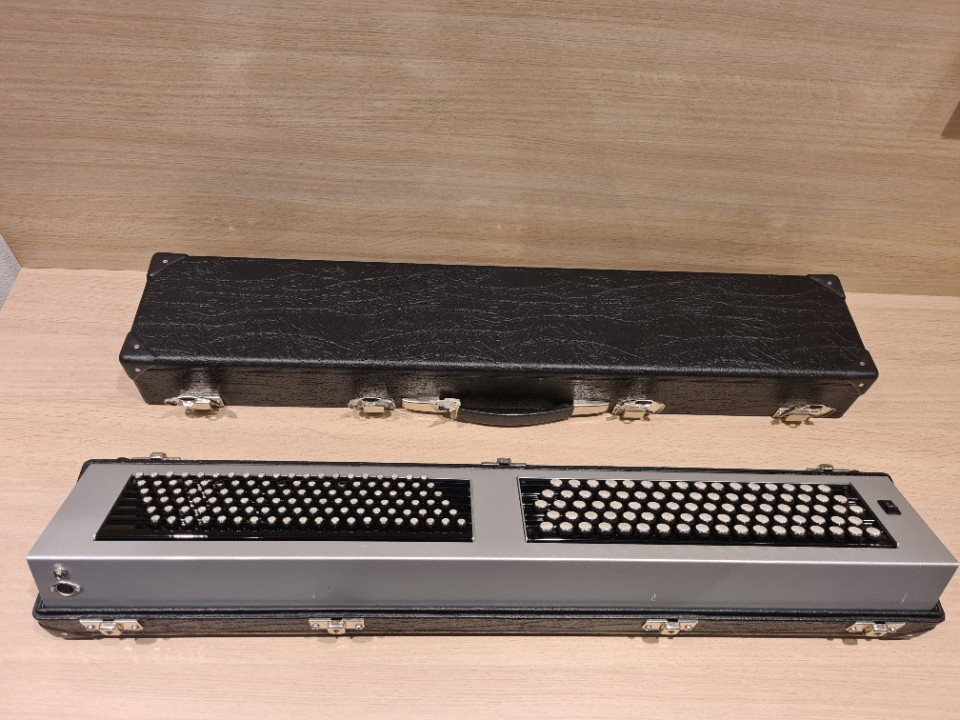 Master MK2000 Chromatic Midi Keyboard B-griff (Do3)