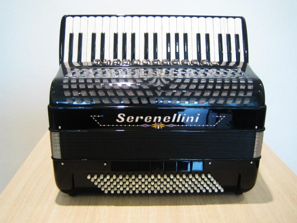 Serenellini V 120 Deco occasion