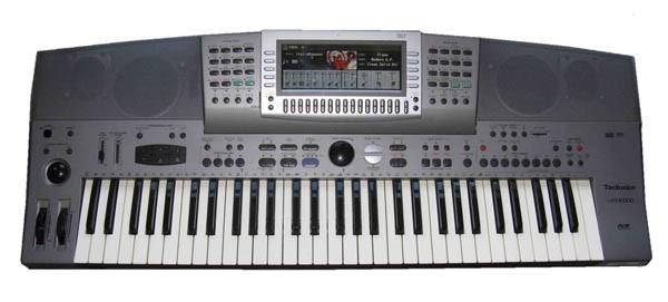 Technics KN6000 EW65 occasion