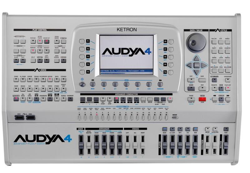 Ketron AUDYA4 AJAMSONIC SSD module