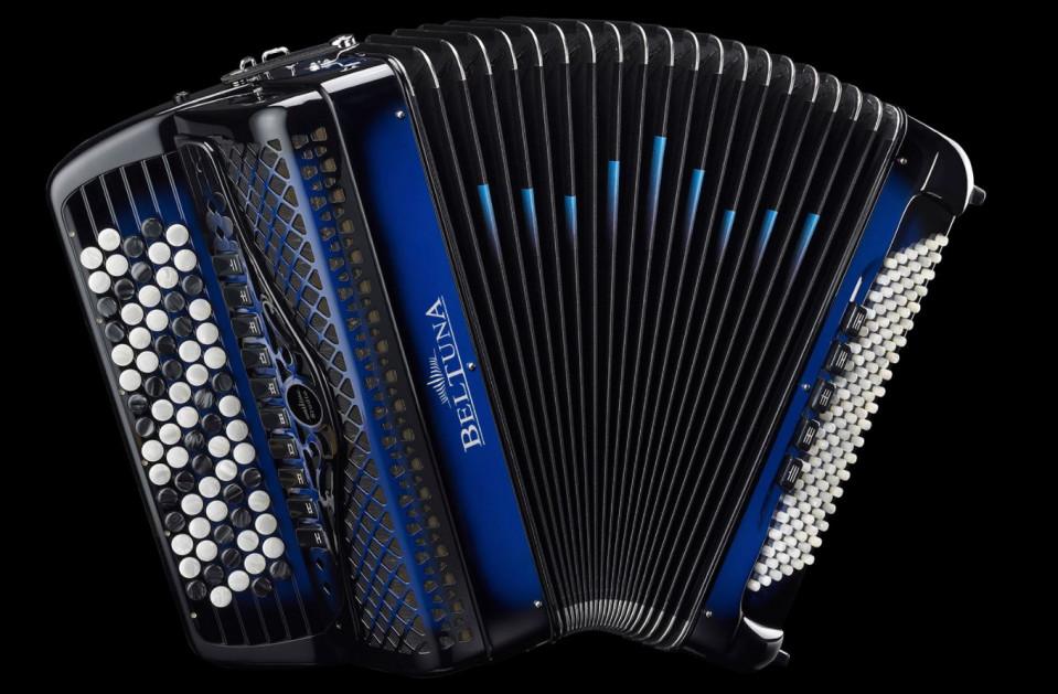Beltuna Studio IV 96 K M Compact B-Griff accordeon