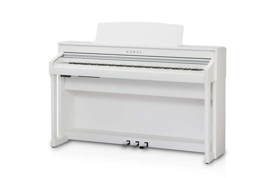 Kawai CA78 W Satin White digitale piano