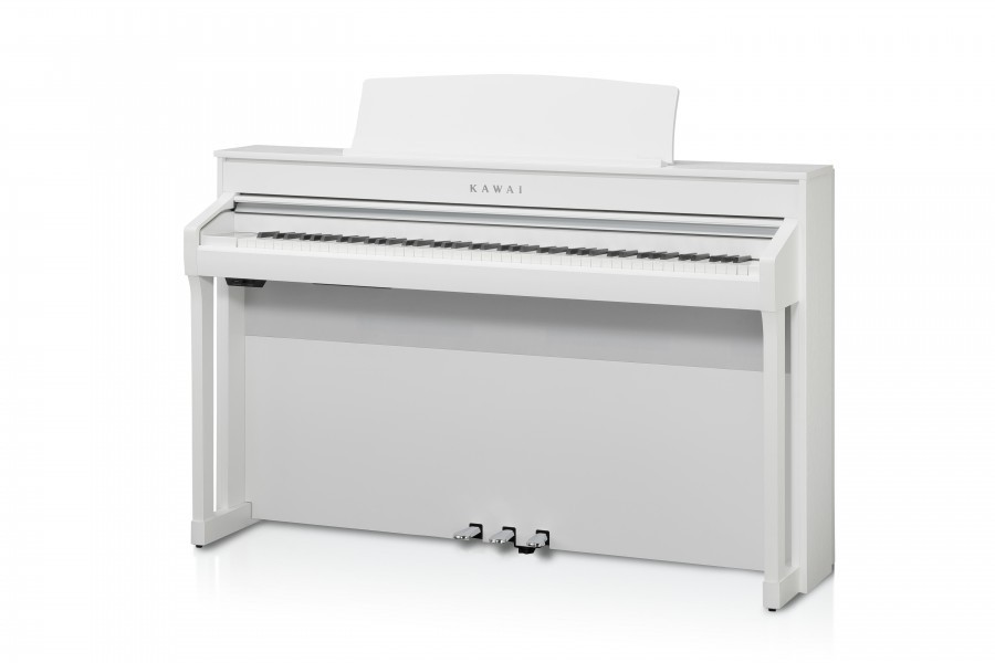 Kawai CA98 W Satin White digitale piano