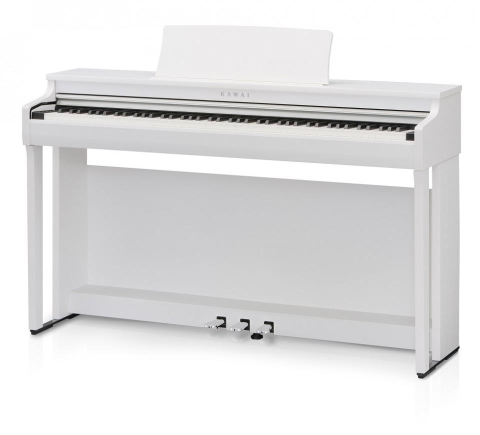 Kawai CN29 W digitale piano White Satin