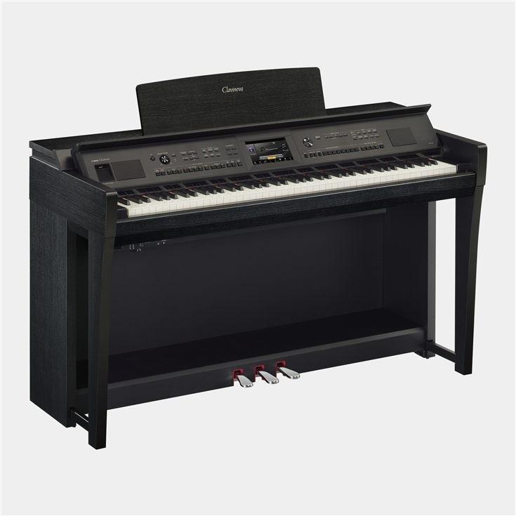 Yamaha CVP-805 B (Black Satin)