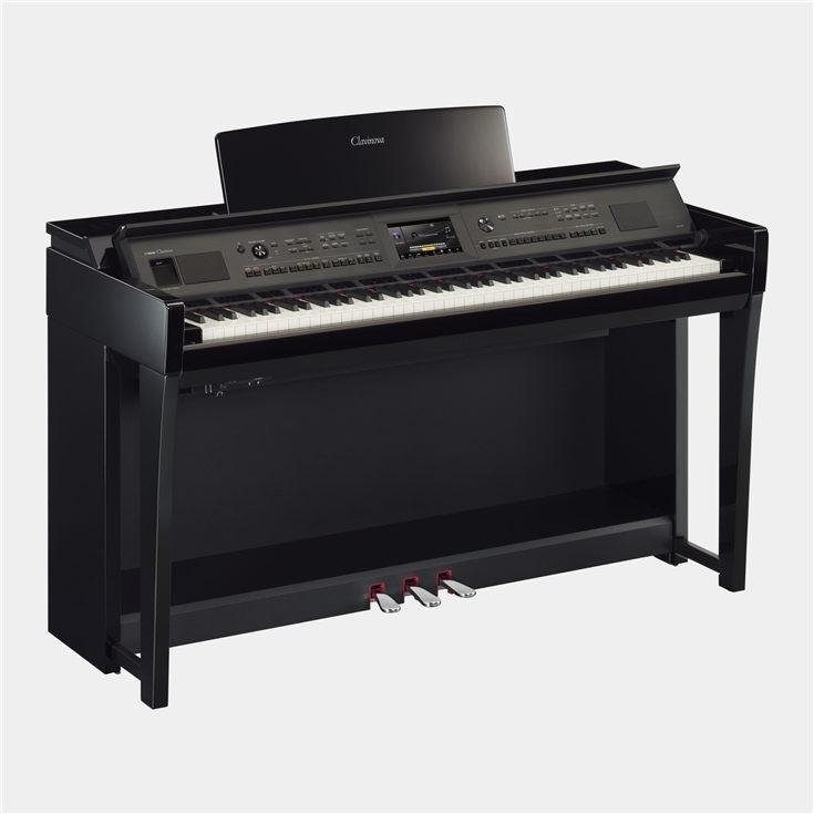 Yamaha CVP-805 PE (zwart hoogglans)