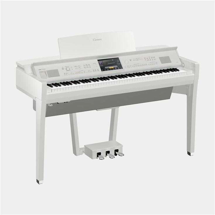 Yamaha CVP-809 PWH (wit hoogglans)