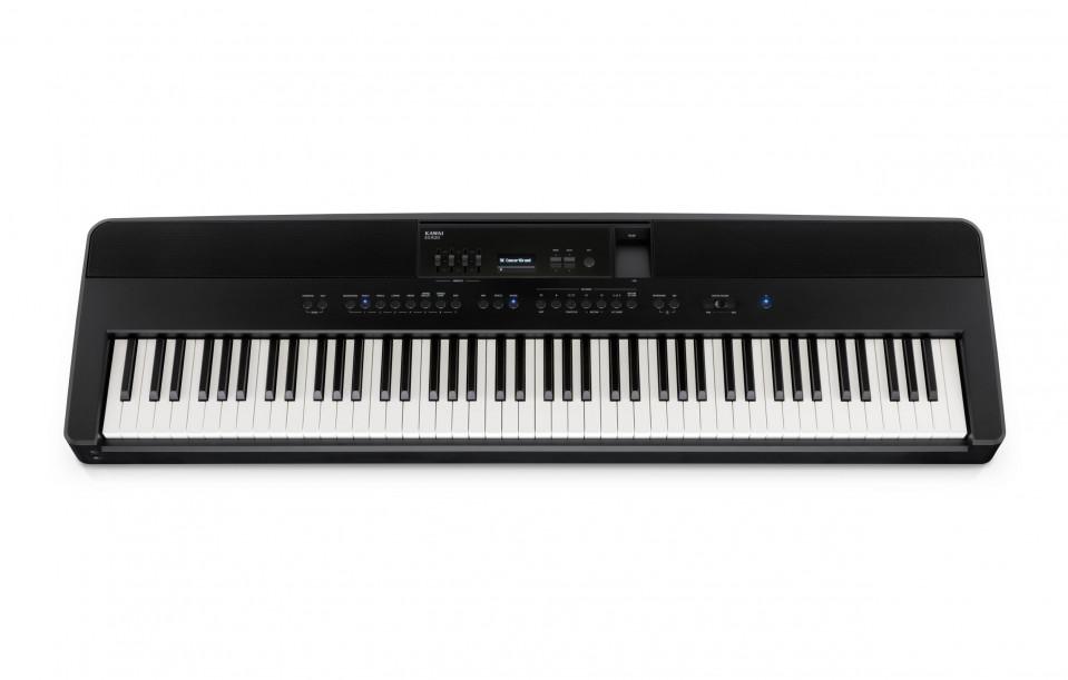 Kawai ES-920 B stage piano zwart